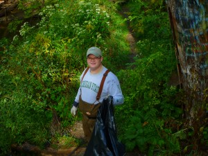 Mark River Cleanup